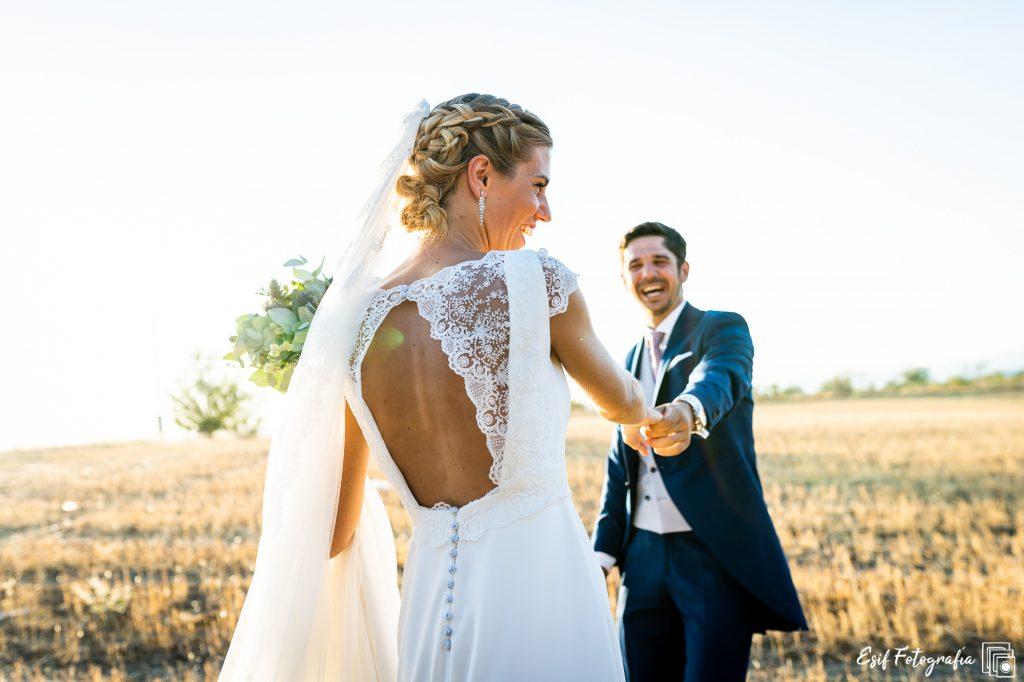 vestidos para bodas en las rozas